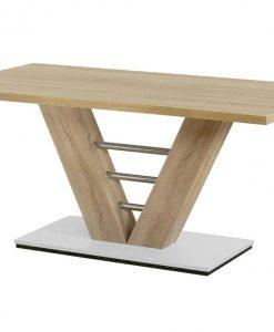 Jídelní stůl   BAHRAIN - Stoly a stolky barva dřeva - Sconto nábytek