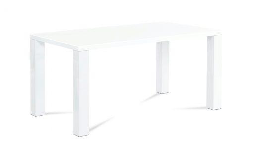 Jídelní stůl  SEBASTIAN 3 – Stoly a stolky bílá