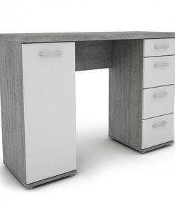 Psací stůl   JOKER 32 - Stoly a stolky bílá - Sconto nábytek