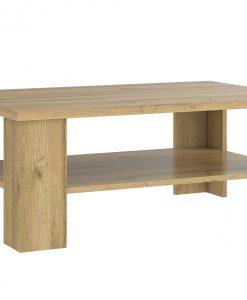 Konferenční stolek  CUBA - Stoly a stolky barva dřeva - Sconto nábytek