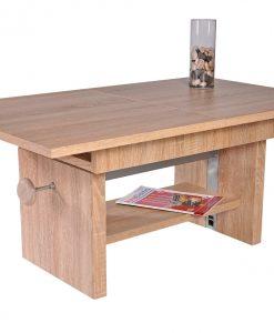 Konferenční stolek   EVENT - Stoly a stolky barva dřeva - Sconto nábytek