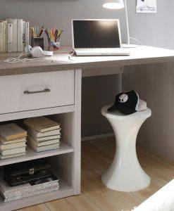 Psací stůl  LUCA - Stoly a stolky barva dřeva - Sconto nábytek