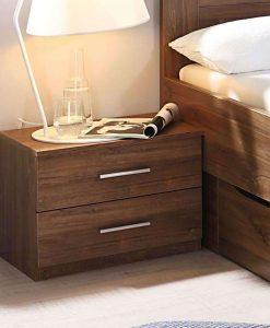 Noční stolek  ISOTTA - Noční stolky barva dřeva - Sconto nábytek