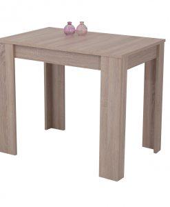 Jídelní stůl  EVA - Stoly a stolky barva dřeva - Sconto nábytek