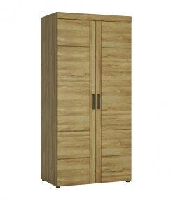 Skříň  CORTINA - Šatní skříně barva dřeva - Sconto nábytek