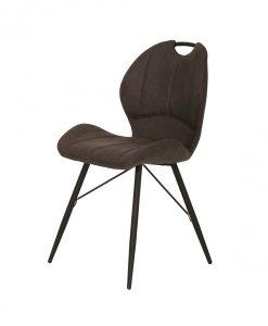 Židle  KATE S - Židle černá - Sconto nábytek