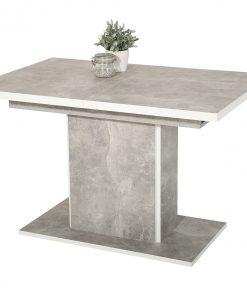 Stůl  ALICE T - Stoly a stolky šedá - Sconto nábytek
