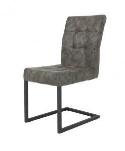 Židle  DONNA S - Židle hnědá - Sconto nábytek