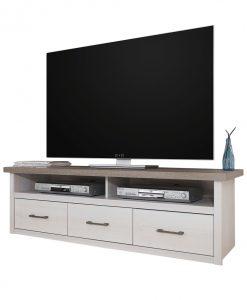 TV stolek  LUCA - TV stolky barva dřeva - Sconto nábytek