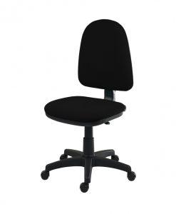 Otočná židle   ELKE - Židle černá - Sconto nábytek
