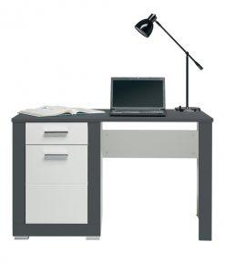 Psací stůl  GREY - Stoly a stolky šedá - Sconto nábytek