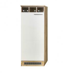 Skříň na lednici  MADEIRA - Šatní skříně bílá - Sconto nábytek