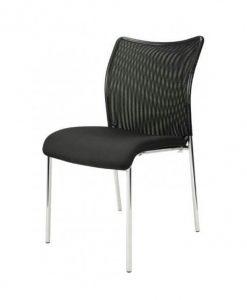 Konferenční židle    TNT - Židle černá - Sconto nábytek