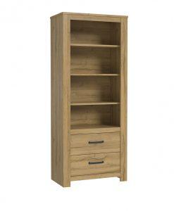 Regál  CUBA - Regály barva dřeva - Sconto nábytek