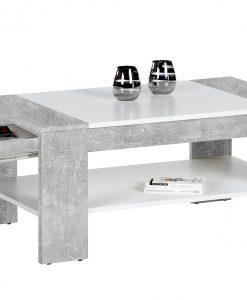 Konferenční stolek   FINLEY PLUS - Stoly a stolky barva dřeva - Sconto nábytek