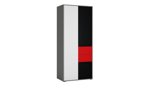 Skříň  LASER – Šatní skříně vícebarevná