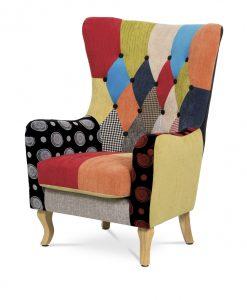 Křeslo  NATALIA - Křesla vícebarevná - Sconto nábytek