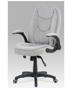 Kancelářské křeslo  BILBO - Židle šedá - Sconto nábytek
