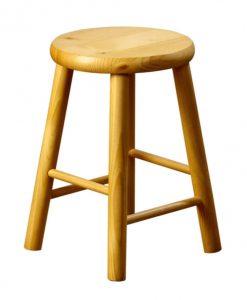 Stolička   AKI - Stoličky barva dřeva - Sconto nábytek