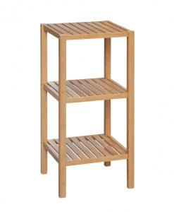 Regál   BALI 3 - Regály barva dřeva - Sconto nábytek