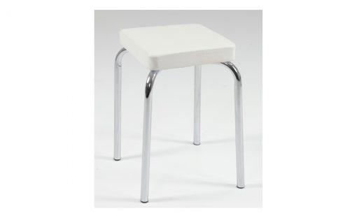 Stolička  SANDRA H – Stoličky bílá