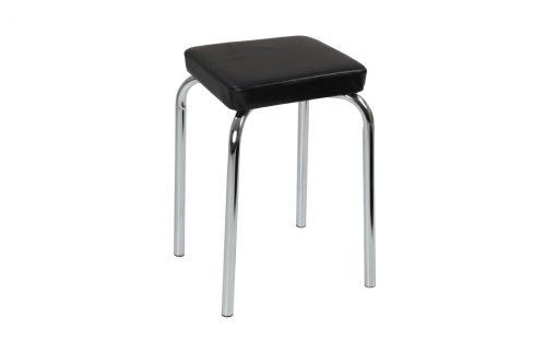 Stolička  SANDRA H – Stoličky černá