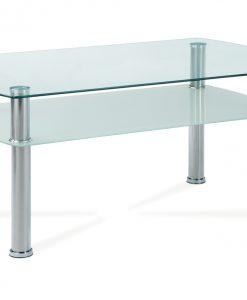 Konferenční stolek   HAGEN 1 - Stoly a stolky průhledná - Sconto nábytek