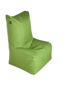 Sedací pytel BLOODY MARY green  BLOODY MARY - Sedací pytle a vaky zelená - Sconto nábytek