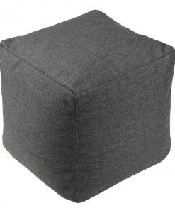 Taburet   BISCUIT - Taburety šedá - Sconto nábytek