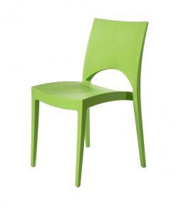 Jídelní židle  PARIS - Židle zelená - Sconto nábytek