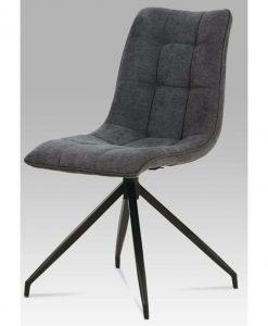 Jídelní židle  CECILIA - Židle šedá - Sconto nábytek