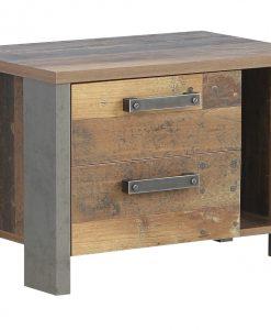 Noční stolek  CLIF - Noční stolky  - Sconto nábytek