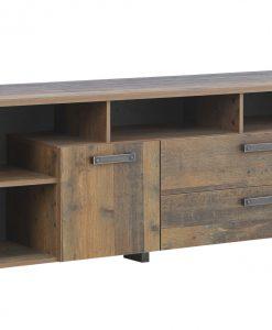 TV komoda  CLIF - TV stolky barva dřeva - Sconto nábytek