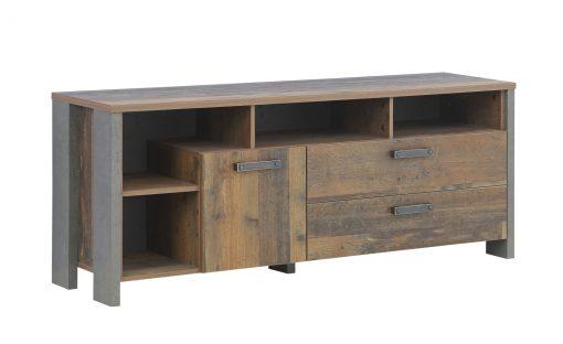 TV komoda  CLIF – TV stolky barva dřeva