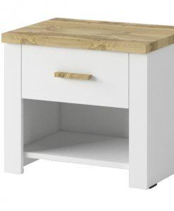 Noční stolek (2 ks)  MERANO - Noční stolky  - Sconto nábytek