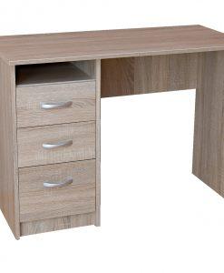 Psací stůl   DOMINIK - Stoly a stolky barva dřeva - Sconto nábytek
