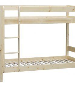 Patrová postel  MILOS - Postele barva dřeva - Sconto nábytek