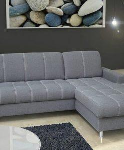 Sedací souprava   FLEXI - Sedací soupravy šedá - Sconto nábytek