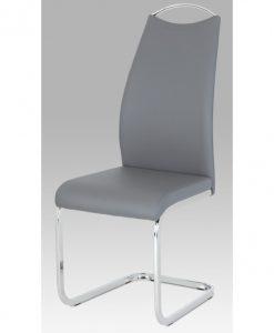 Jídelní židle  ANITA - Židle šedá - Sconto nábytek
