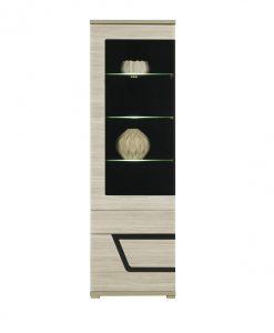 Vitrína  BONN TS4 - Vitríny vícebarevná - Sconto nábytek