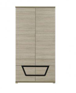 Skříň  BONN - Šatní skříně vícebarevná - Sconto nábytek