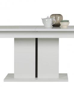 Jídelní stůl  IVONA - Stoly a stolky bílá - Sconto nábytek