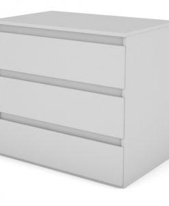 Komoda  KOMET 3 - Komody barva dřeva - Sconto nábytek