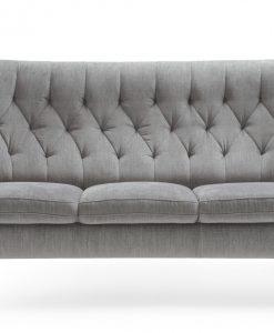 Pohovka  VOSS 3 - Pohovky šedá - Sconto nábytek