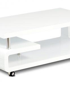 Konferenční stůl  GRANADA - Stoly a stolky bílá - Sconto nábytek