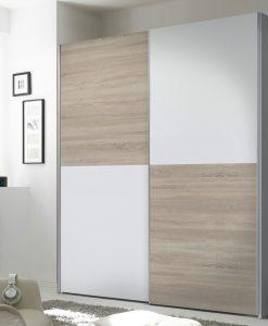 Šatní skříň  FILANT - Šatní skříně vícebarevná - Sconto nábytek