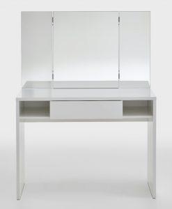 Toaletní stolek  SCHMINKI - Stoly a stolky bílá - Sconto nábytek