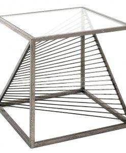 Přístavný stolek  GERA 2 - Stoly a stolky  - Sconto nábytek