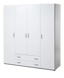 Šatní skříň  SEBA 4 - Šatní skříně  - Sconto nábytek