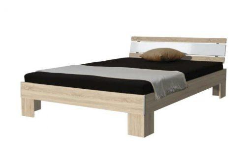 Postel  TEKARRA – Postele barva dřeva